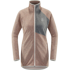Haglöfs Nimble Jacket Women Cloudy Pink/Grey Melange